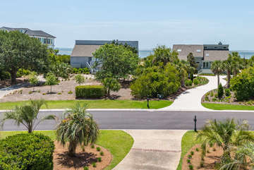 The ocean is across the street from this home. Boardwalk #6 access is a short walk.