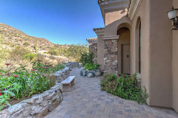 Welcome to charming casita in upscale neighborhood with hiking and biking trails just steps from home