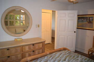 You will love the room and privacy this bedroom offers