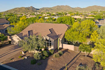 Sonoran Hills is close to mountains and forests with popular hiking and biking trails