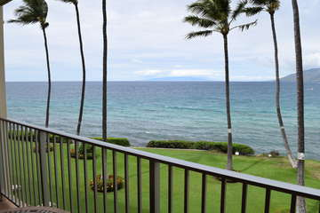 Ocean views from private lanai