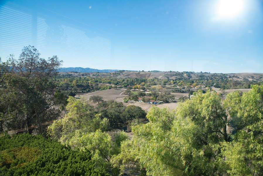 360 degree views of the Santa Ynez valley