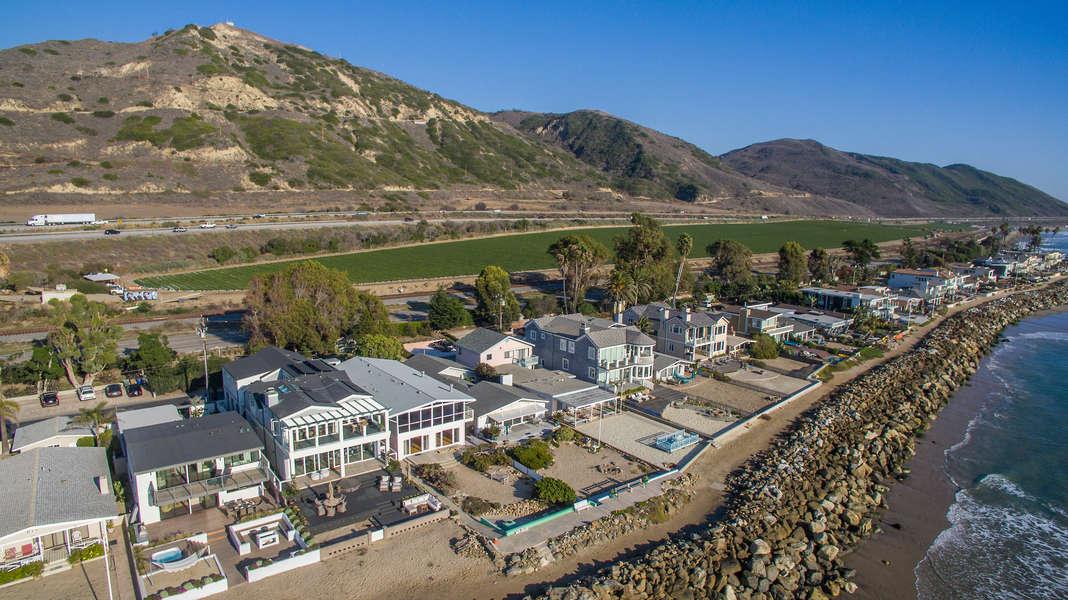 The beach is your backyard at The Beach House
