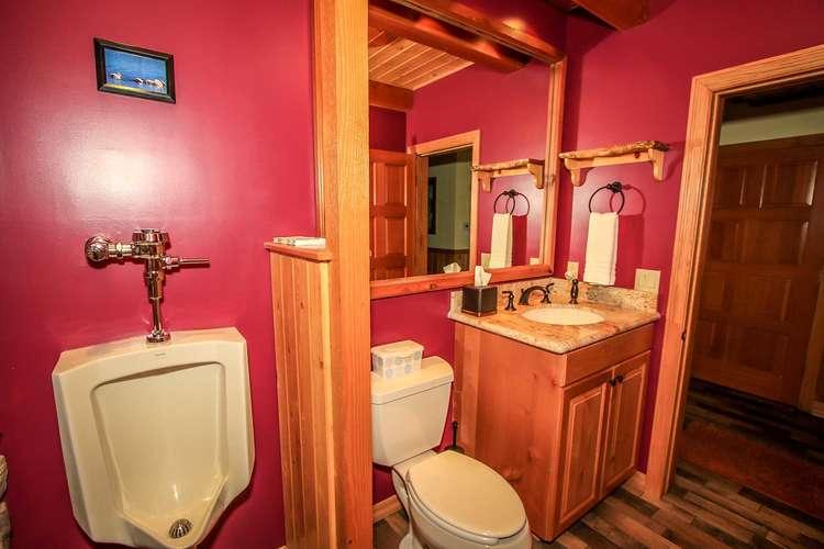 Main 2nd Level Shared Bath Off Kitchen Area