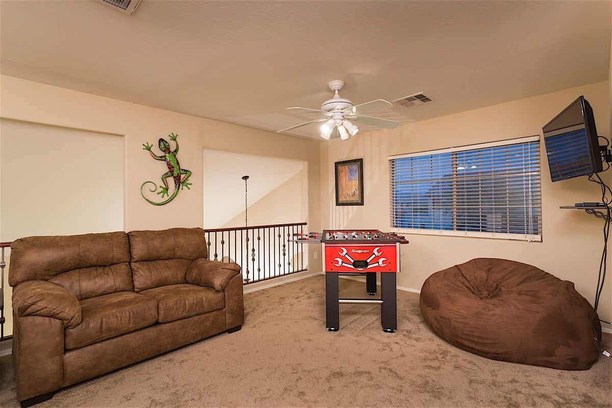 Game Room w/pull out