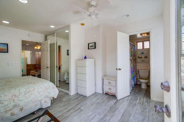 Guest Bedroom #2 - Full Bed - 3rd Floor