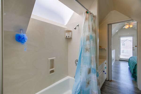 Master Bathroom - 3rd Floor