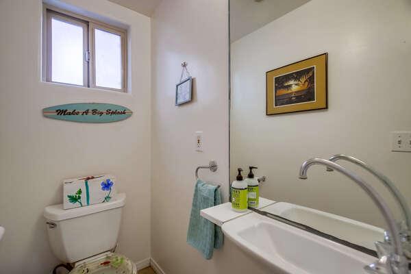 1.2 Bathroom - Ground Level