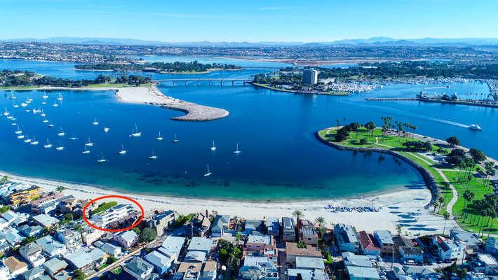 Aerial Viewof Avalon 3 - 2719