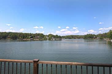 Wide Water Views