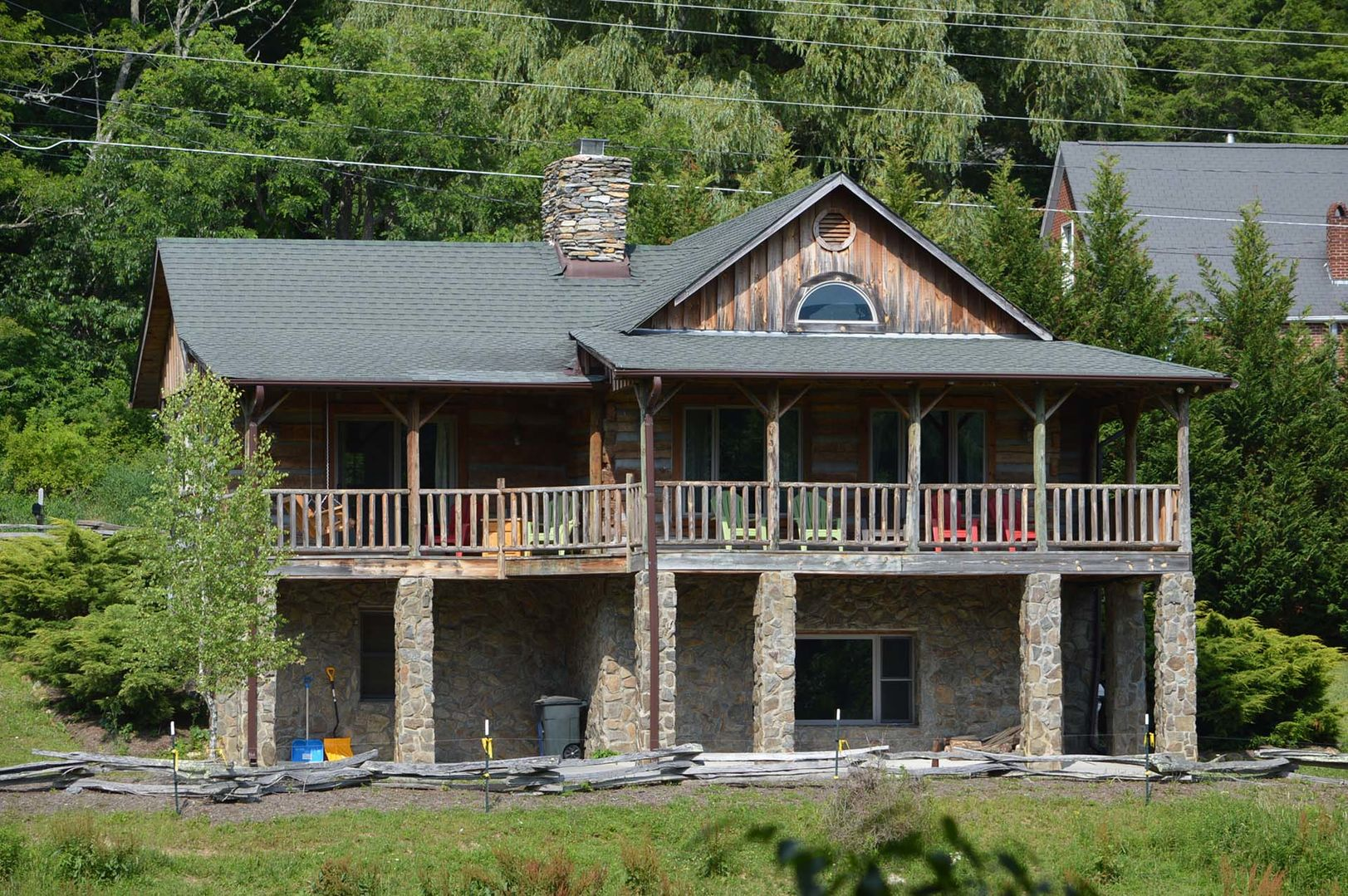The Hiding place awaits your friends and family vacation!