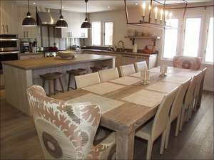 Dining area for 13