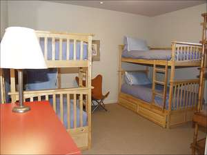 6th Bedroom with Bunk Beds