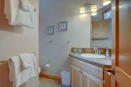 Hall Bathroom - Upstairs