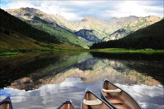 Piney Lake Views