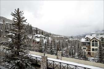 Beaver Creek in the Winter