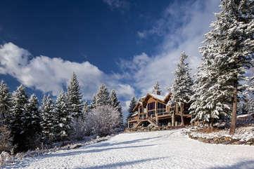 Winter -Star View Lodge
