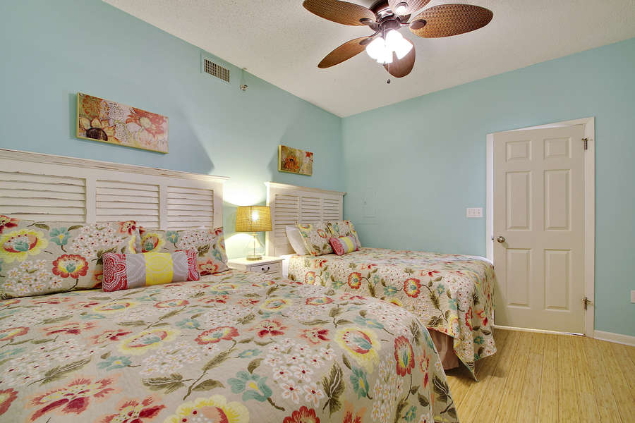 Guest Room with 2 Queen Size Beds and a Private Bath