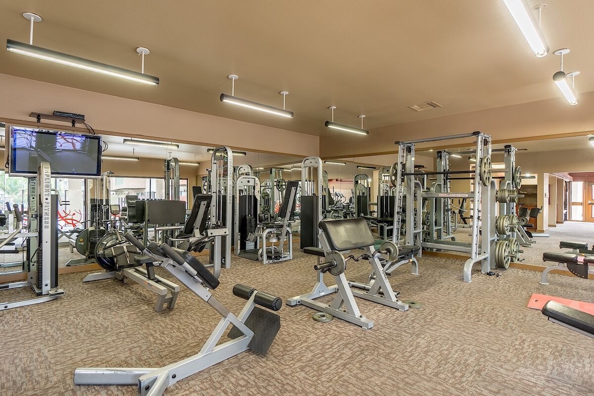 Community Fitness Center - Weights