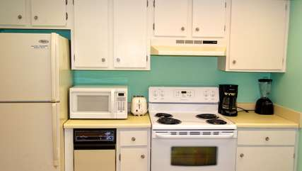 All the available appliances