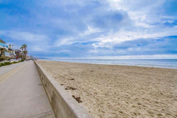 oceanfront walk