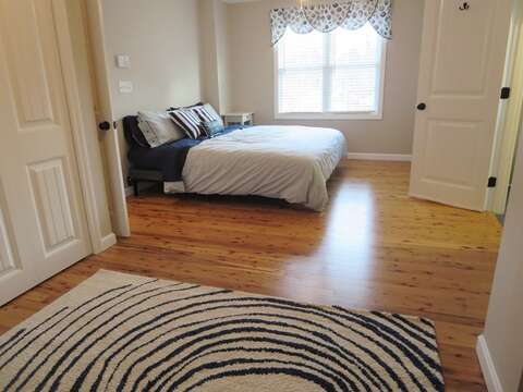 2nd floor bedroom with a king bed - 9 Wilfin Road South Yarmouth Cape Cod - New England Vacation Rentals