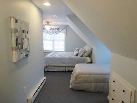 5th bedroom - 9 Wilfin Road South Yarmouth Cape Cod - New England Vacation Rentals