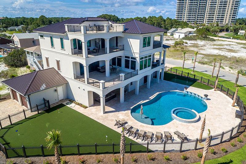 Admirable Bourbon Beach Vacation Rental In Gulf Pines Five Star Interior Design Ideas Apansoteloinfo