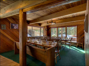 Dining Room for Sixteen