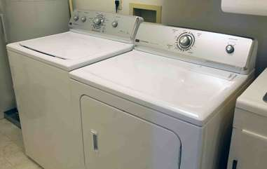 Laundry Facilities.