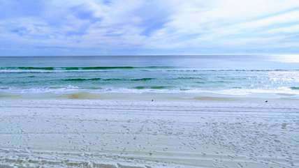 Panama City's finest beaches just a few steps away from your unit