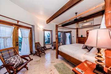 Indigo Belize 1B Master Bedroom