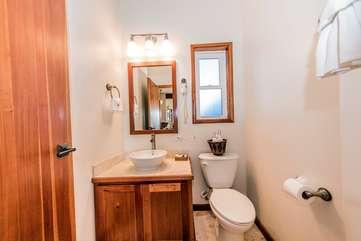 Indigo Belize 1A  Guest Bath