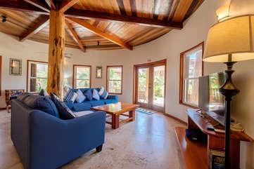 Indigo Belize 2A living room