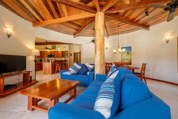 Indigo Belize 2A great room