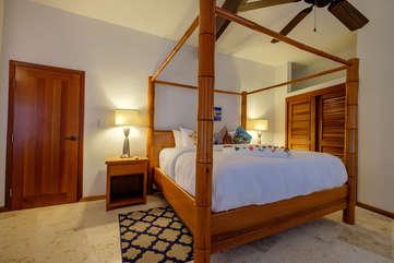 Indigo Belize 2A Master Bedroom