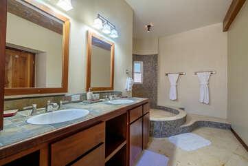 Indigo Belize 4A Master Bathroom