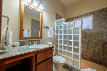 Indigo Belize 4A Guest Bathroom 2