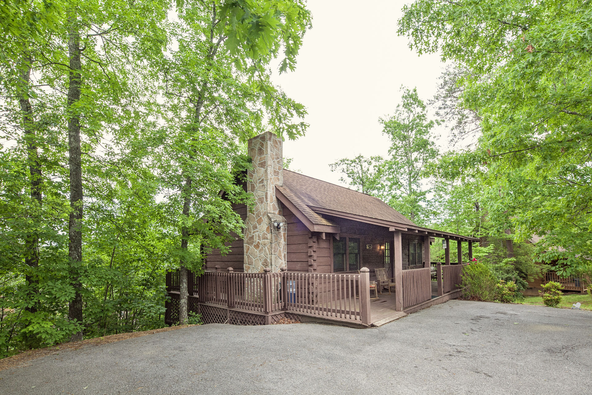 Pigeon Forge Cabins - Precious Heaven - 1 Bedroom