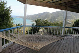 Views of Coral Bay from Coral Rhapsody villa