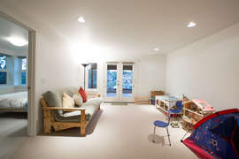 Living space (lowest level)