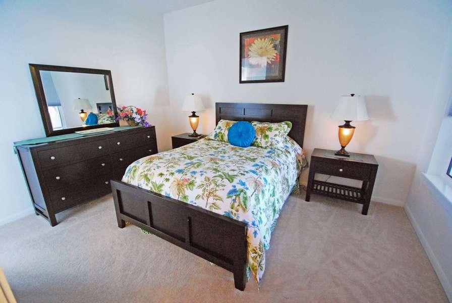 3rd Bedroom; Queen Size Bed