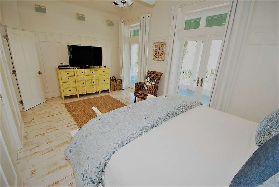 2nd Bedroom; King Size BedLocated on the 2nd Floor