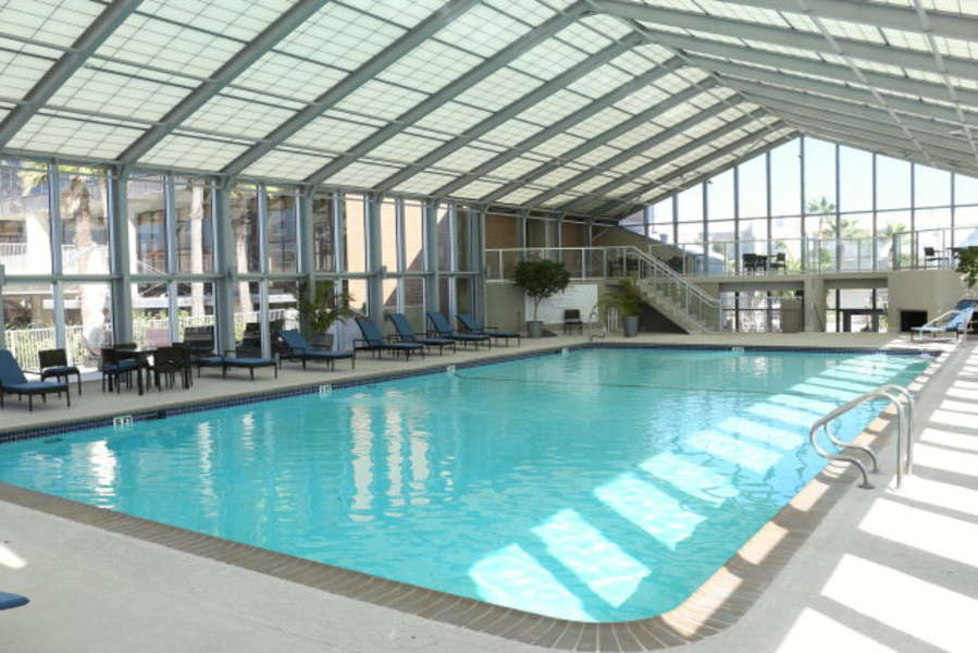 Franke Plaza Indoor Heated Pool