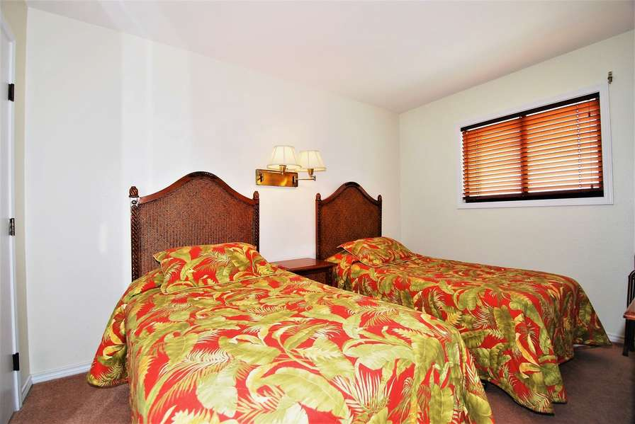 Guest Bedroom / 2 Twin size Beds
