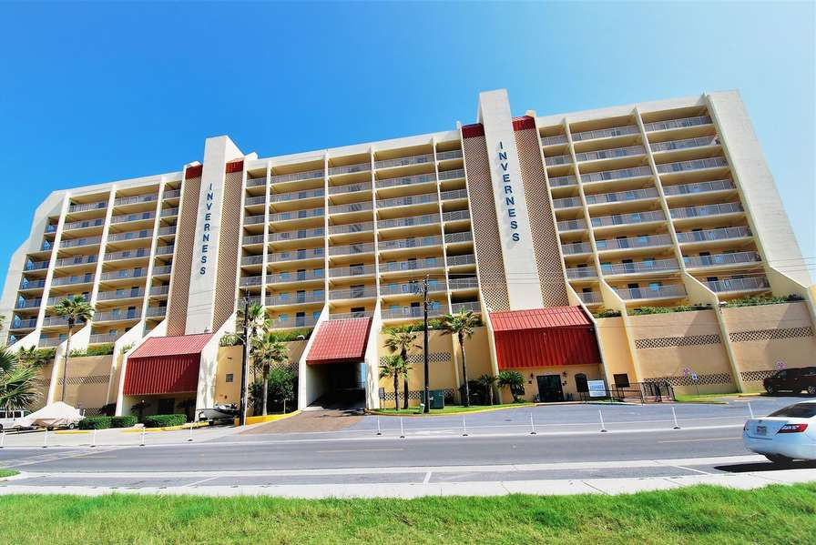 Inverness Condominium - 5600 Gulf Blvd., South Padre Island