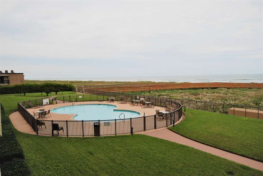 2 Pool areas  and 1 hot tub area.