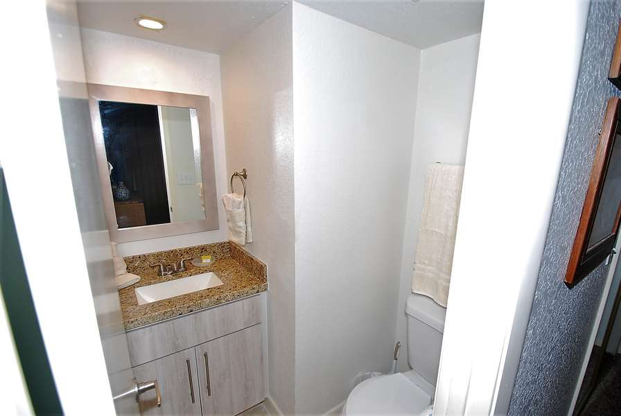 third restroom