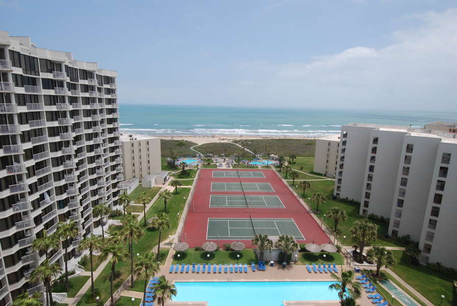2 Bedroom 2 Bath beach front condo; 12th floor unit