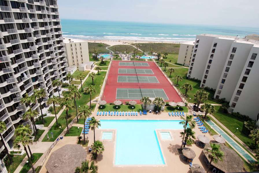 Saida Towers Pool and Tennis Courts